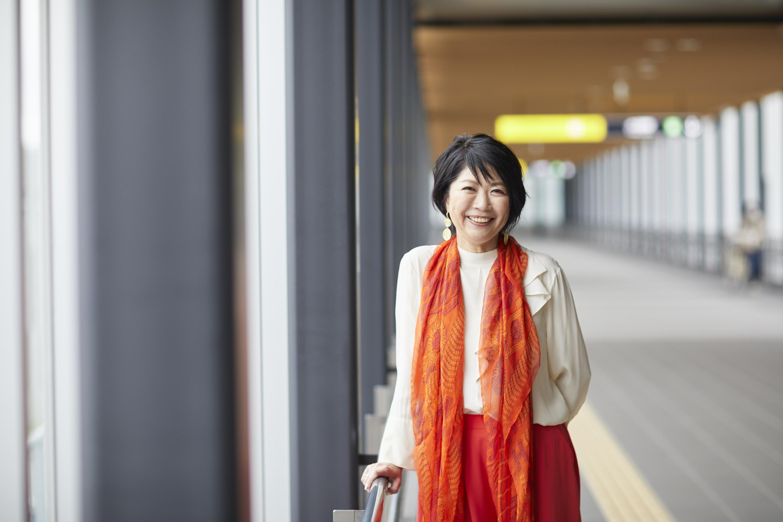 STORY No.04ナビゲーター伊藤亜由美さんの記事を更新しました。
