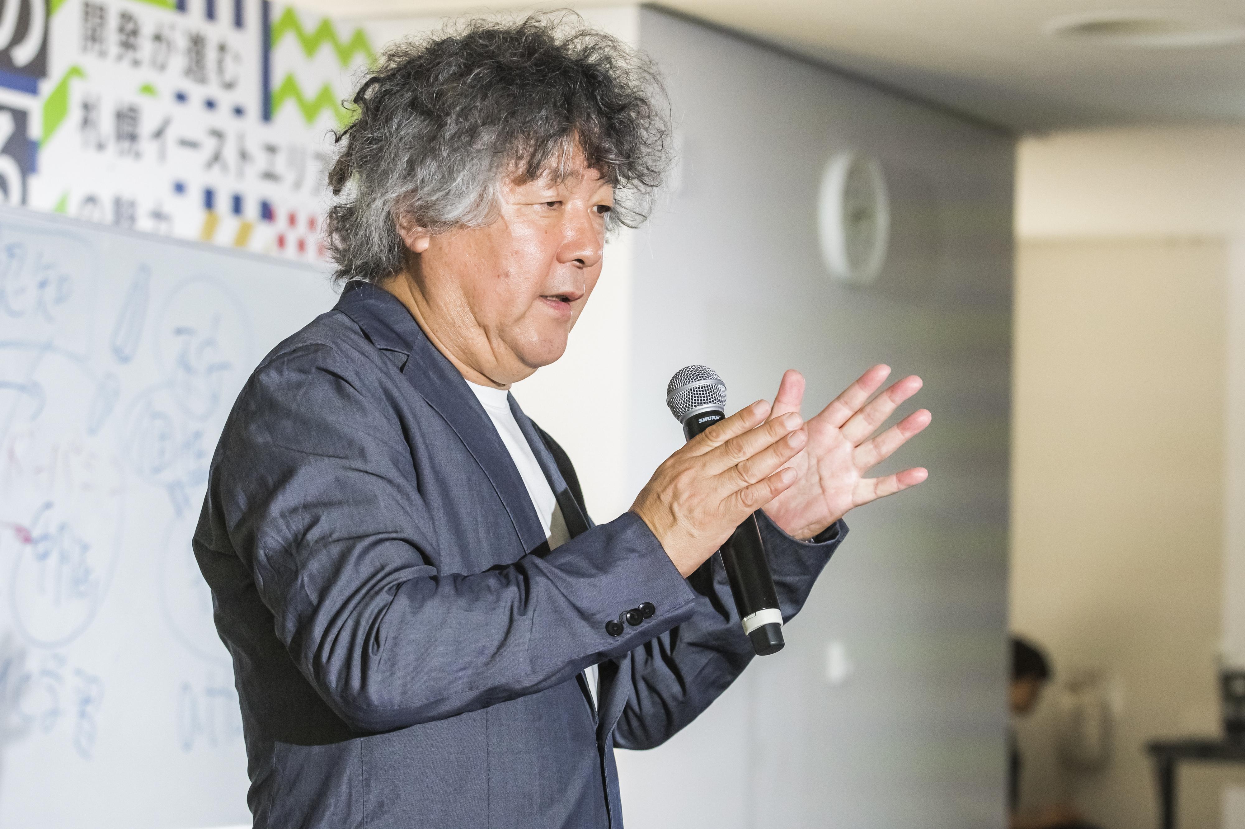 NOTE.No16 SAPPORO YARDフォーラム「茂木健一郎講演」レポート!